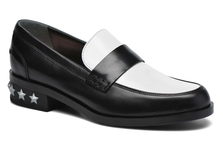 Mocassins Karl Lagerfeld Pop Sneaker Noir vue détail/paire