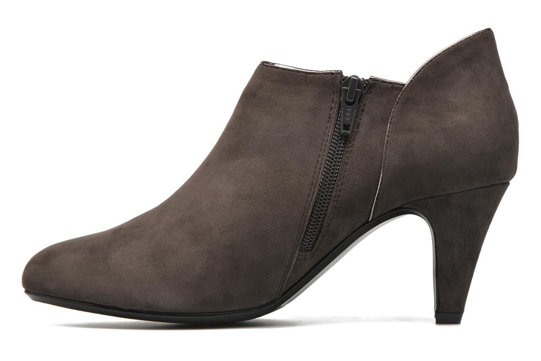 Boots en enkellaarsjes JB MARTIN 2Selma Grijs voorkant