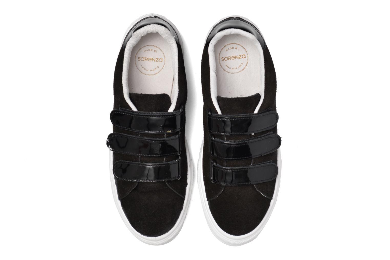 Sneaker Made by SARENZA Partygloo #1 schwarz schuhe getragen