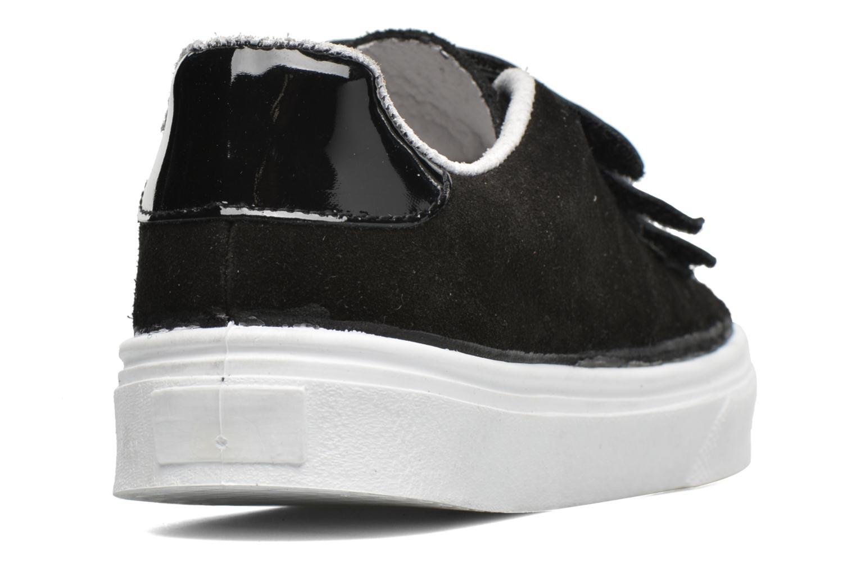 Sneaker Made by SARENZA Partygloo #1 schwarz ansicht von vorne