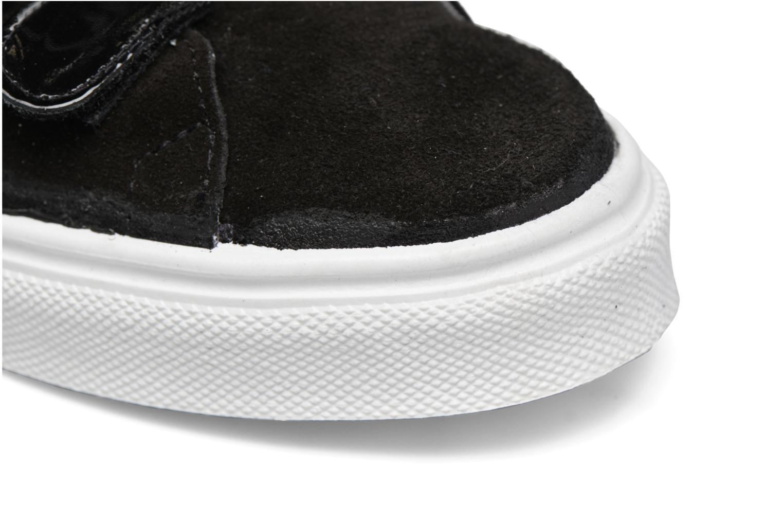 Sneaker Made by SARENZA Partygloo #1 schwarz ansicht von links