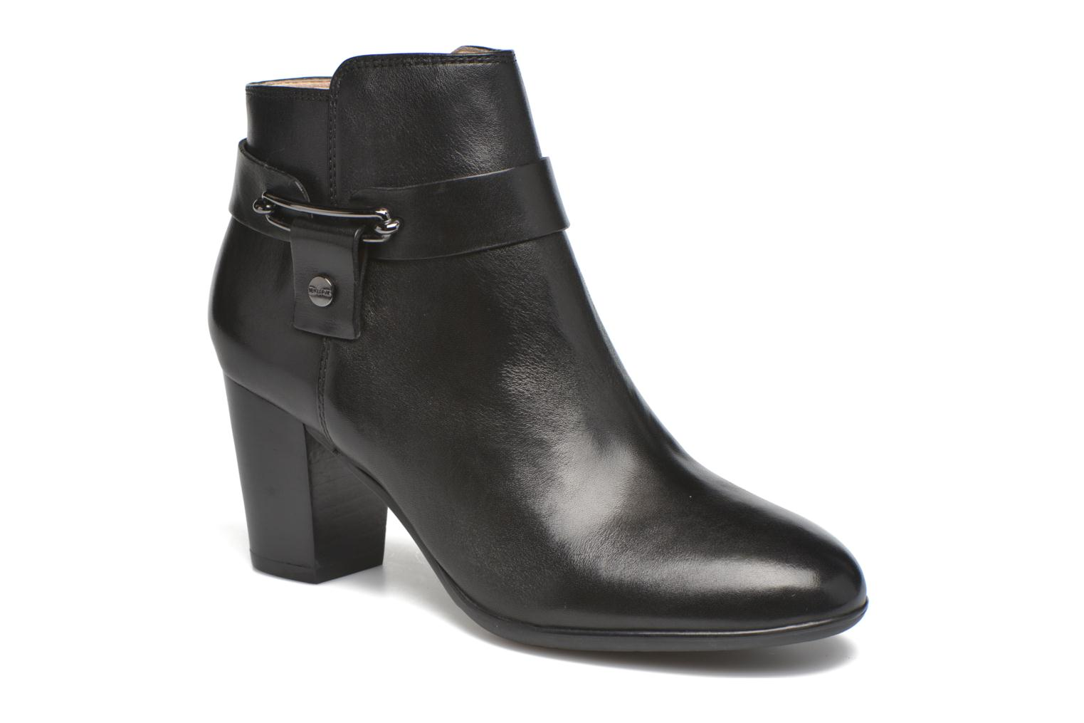 Ankle boots JB MARTIN Catane Black detailed view/ Pair view