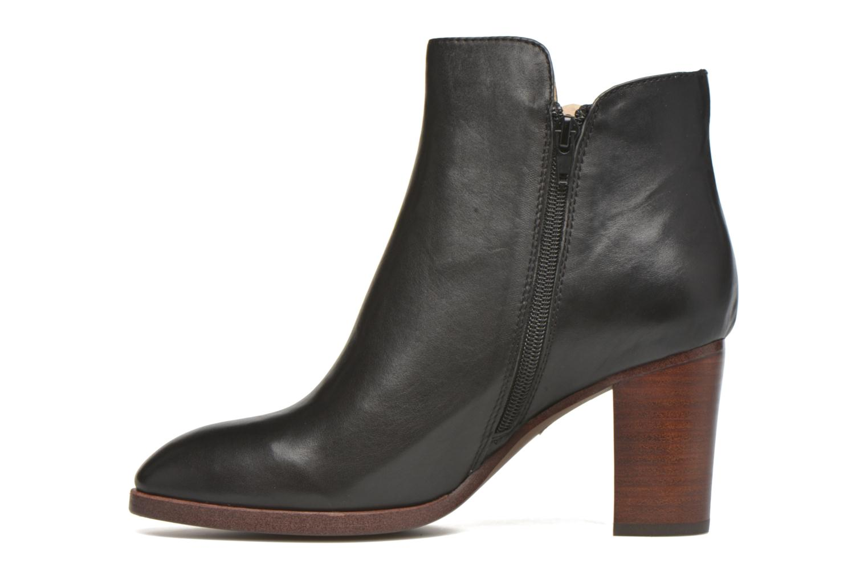 Bottines et boots JB MARTIN Xoel Noir vue face