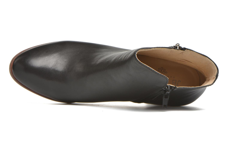 Bottines et boots JB MARTIN Xoel Noir vue gauche