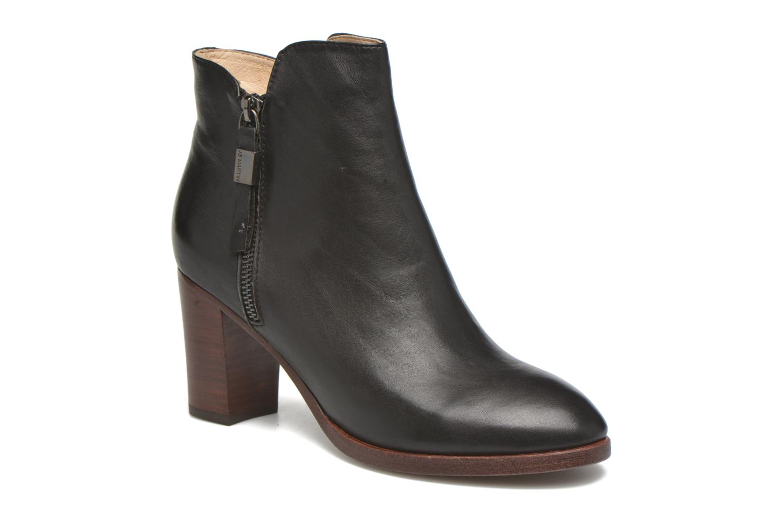 Bottines et boots JB MARTIN Xoel Noir vue détail/paire