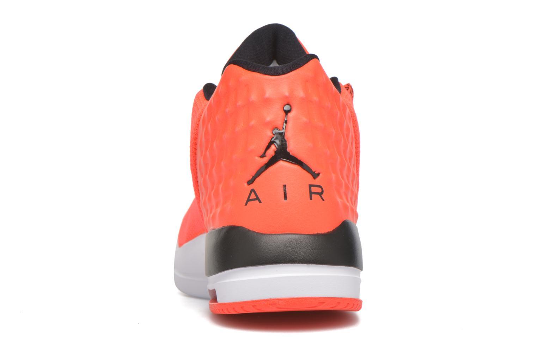 Baskets Jordan Jordan Academy Rouge vue droite