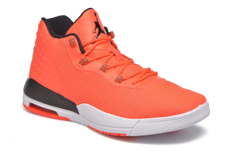 Baskets Jordan Jordan Academy Rouge vue détail/paire