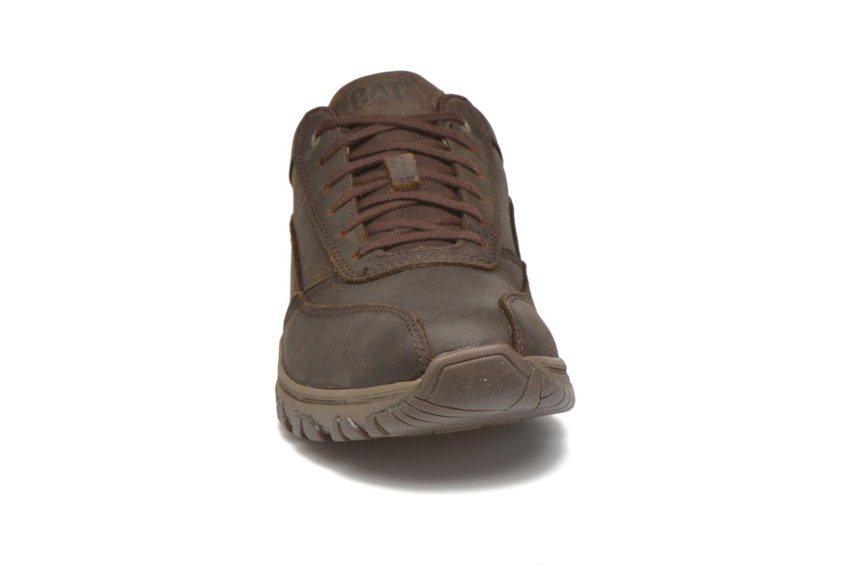Chaussures à lacets Caterpillar Eon Marron vue portées chaussures