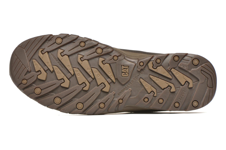 Chaussures à lacets Caterpillar Eon Marron vue haut