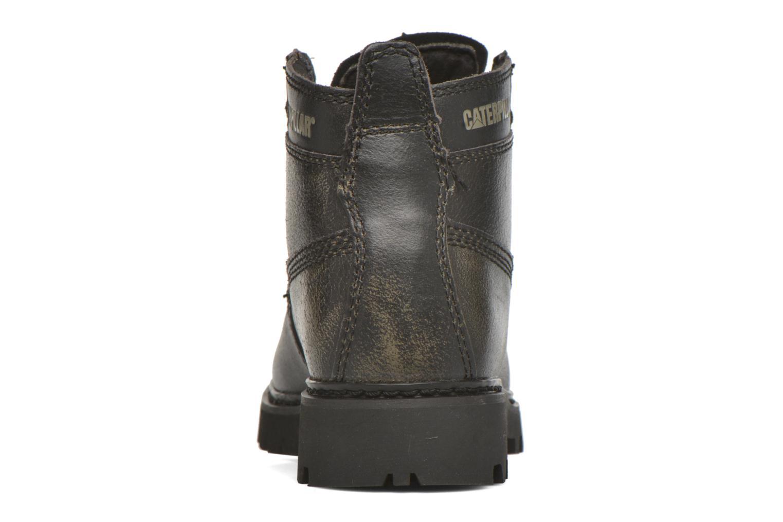 Chaussures à lacets Caterpillar Melody Noir vue droite