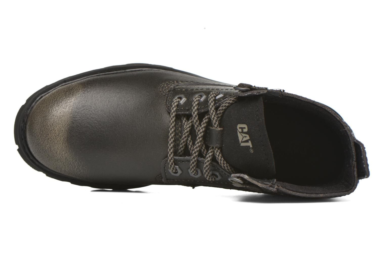 Chaussures à lacets Caterpillar Melody Noir vue gauche