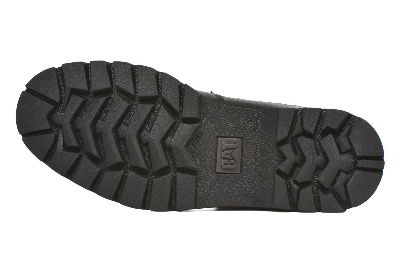 Chaussures à lacets Caterpillar Melody Noir vue haut