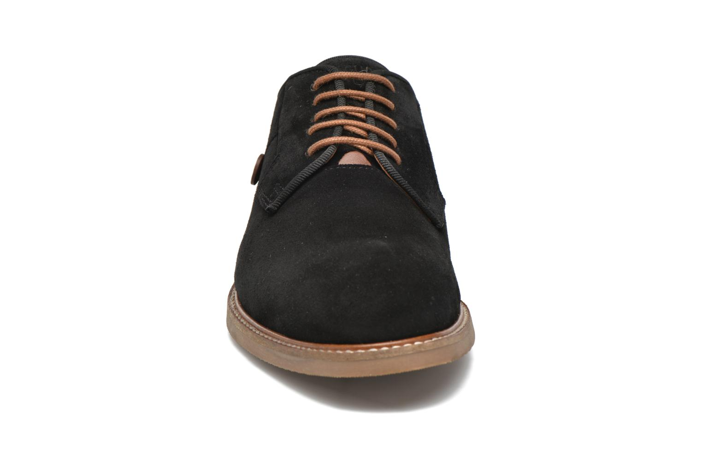 Chaussures à lacets Faguo Rohner 02 Noir vue portées chaussures