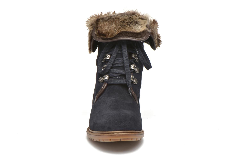 Bottines et boots Ara Kansas 48826 Bleu vue portées chaussures