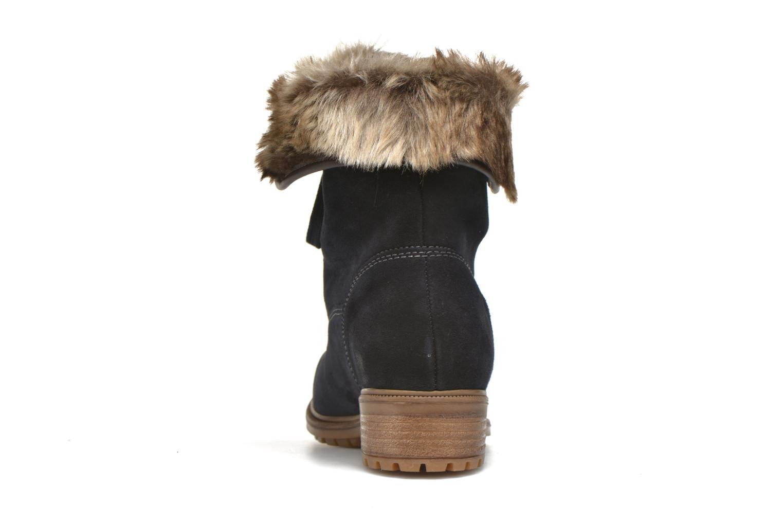 Bottines et boots Ara Kansas 48826 Bleu vue droite
