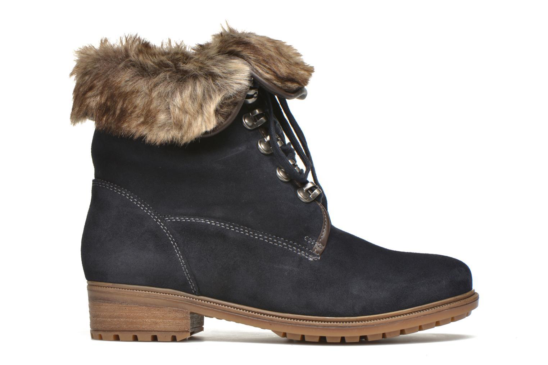 Bottines et boots Ara Kansas 48826 Bleu vue derrière