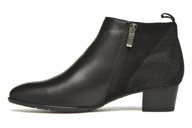 Bottines et boots Ara Padua 42121 Noir vue face