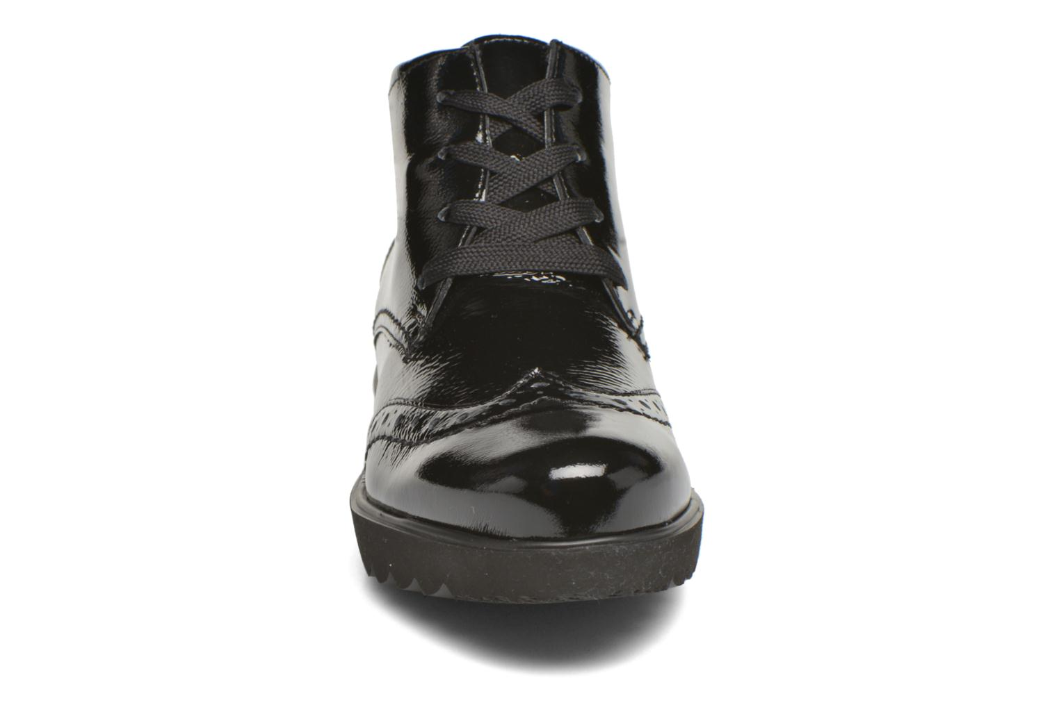 Lace-up shoes Ara Malmo 41570 Black model view