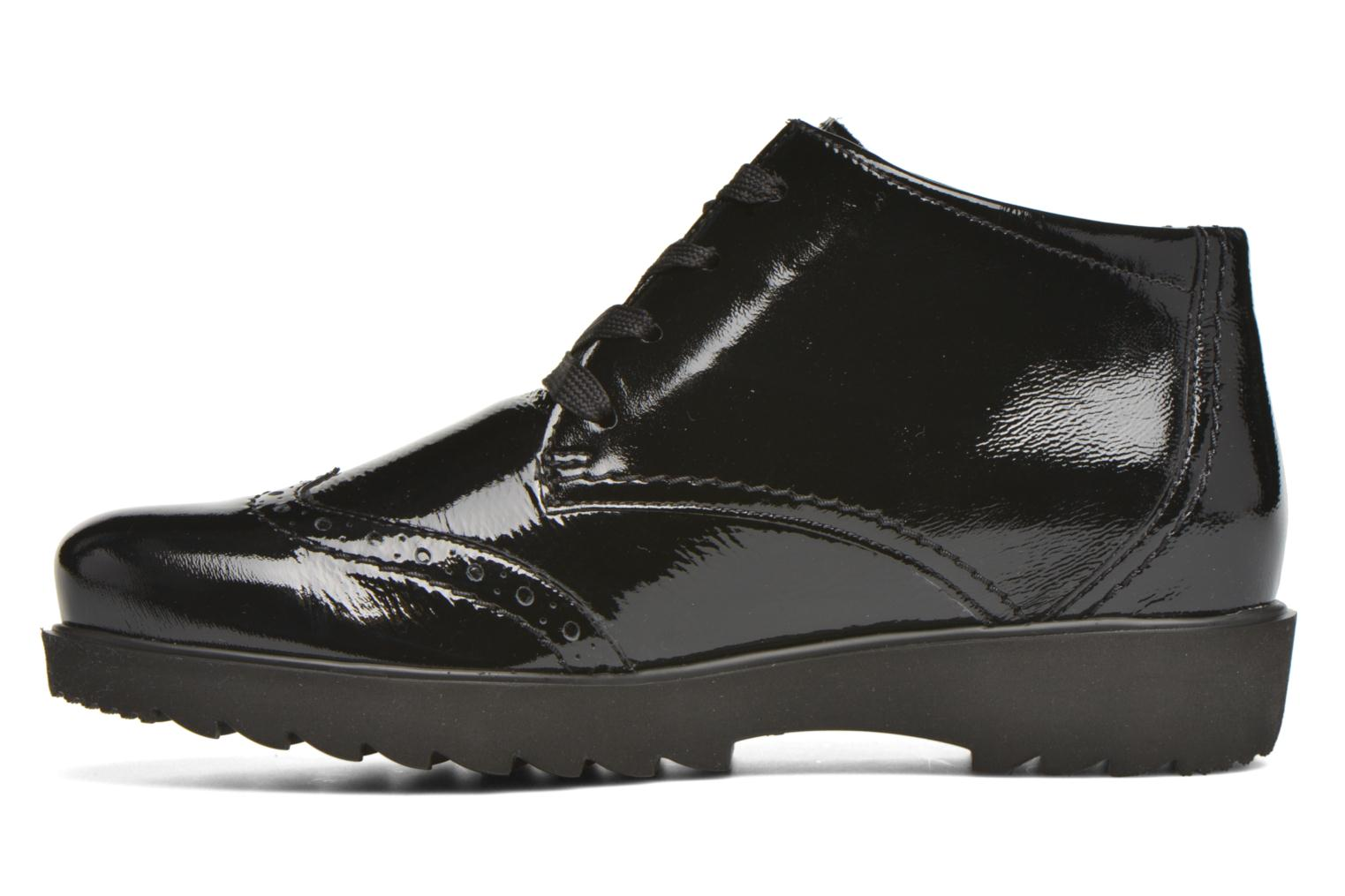 Lace-up shoes Ara Malmo 41570 Black front view