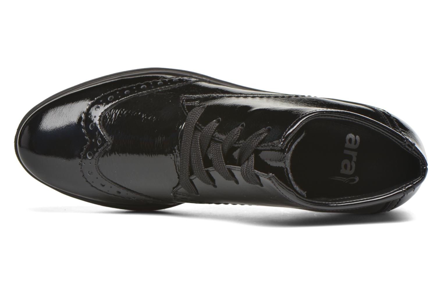 Lace-up shoes Ara Malmo 41570 Black view from the left