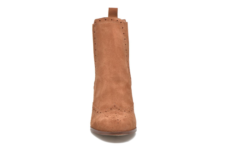 Bottines et boots Jonak Dulmy Marron vue portées chaussures