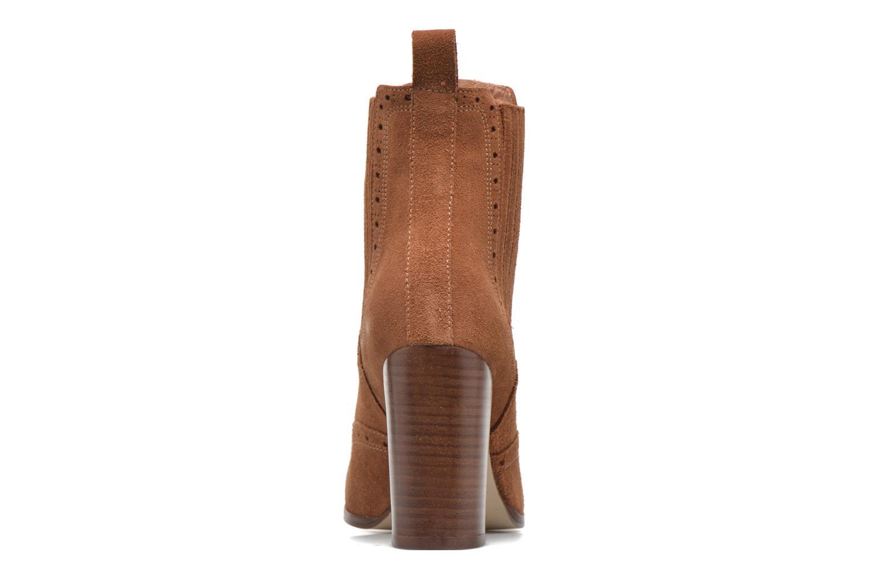 Bottines et boots Jonak Dulmy Marron vue droite