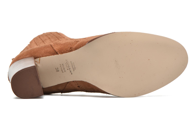 Bottines et boots Jonak Dulmy Marron vue haut