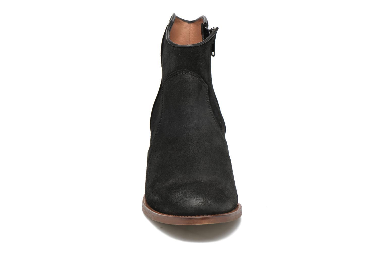 Bottines et boots Jonak Dakota Noir vue portées chaussures