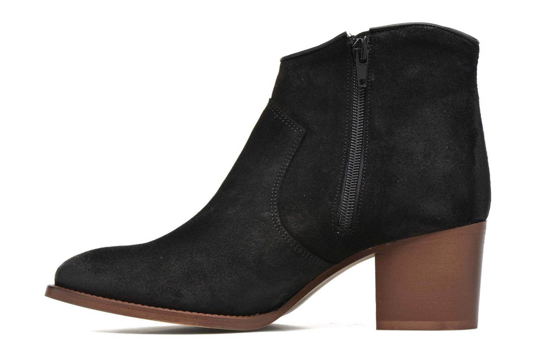 Bottines et boots Jonak Dakota Noir vue face