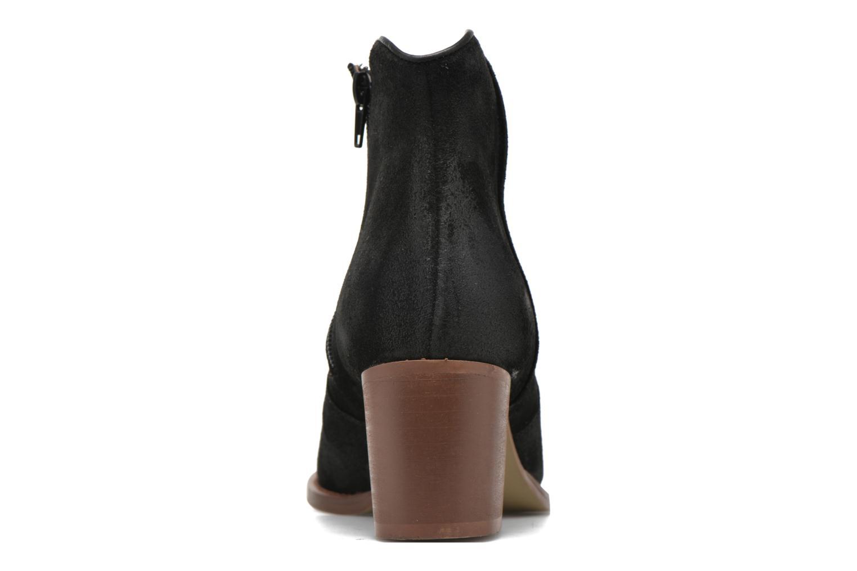 Bottines et boots Jonak Dakota Noir vue droite