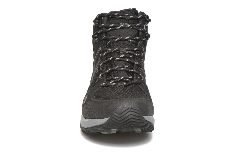 Chaussures de sport The North Face M Litewave Explore Mid GTX Noir vue portées chaussures
