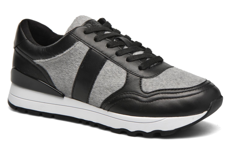 Baskets DKNY Jamie sport- lace runner Noir vue détail/paire