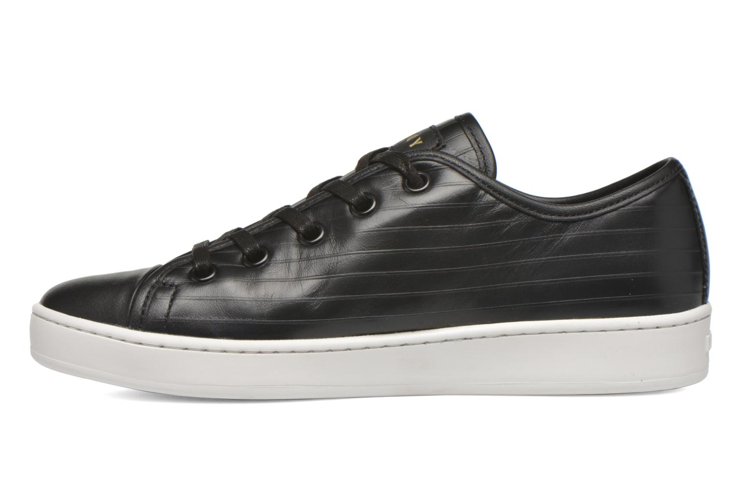 Trainers DKNY Brayden Classic court Black front view