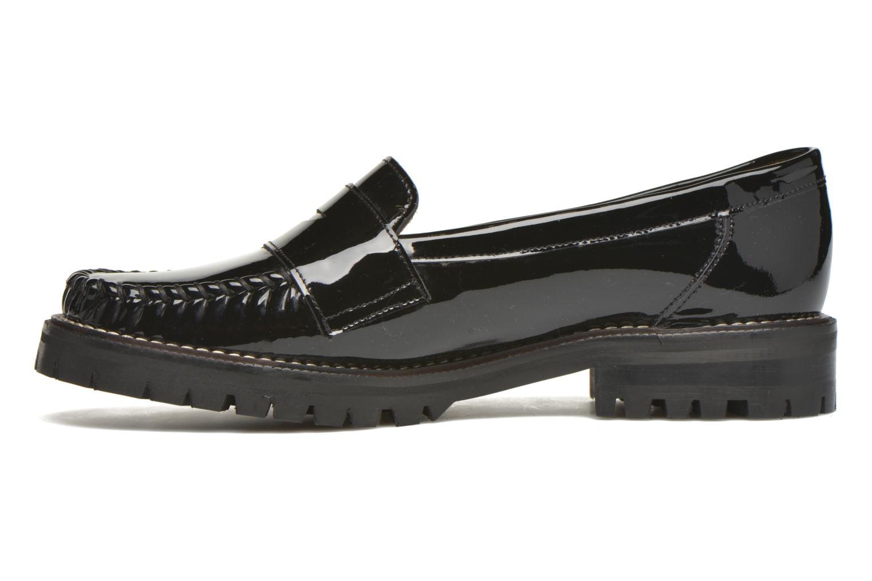Slipper MAURICE manufacture Patrizia schwarz ansicht von vorne