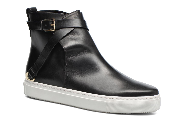 Grandes descuentos últimos zapatos Fratelli Rossetti Magenta hobo (Negro) - Botines  Descuento