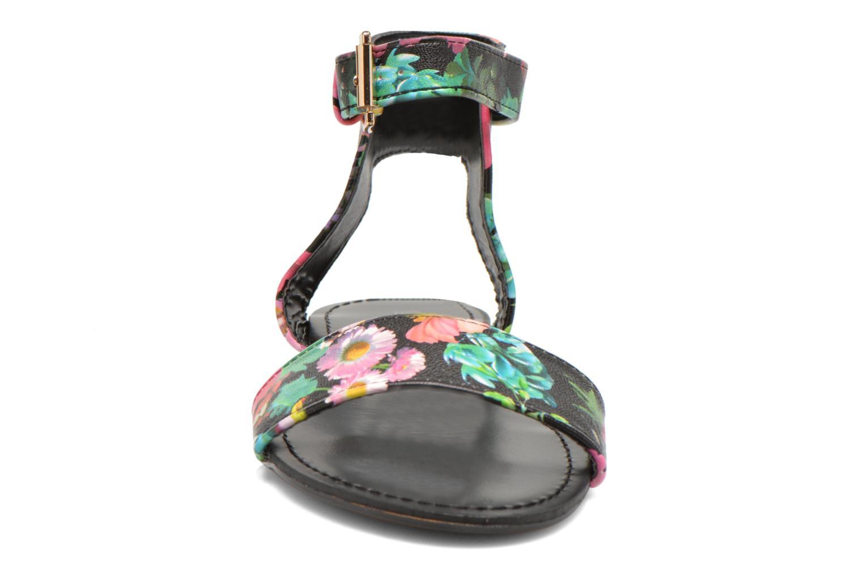 Sandales et nu-pieds Divine Factory Minita Multicolore vue portées chaussures