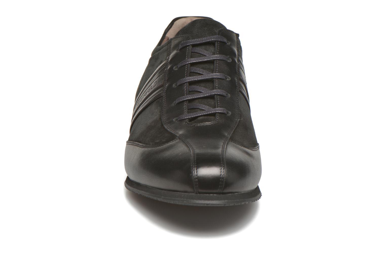 Baskets Karl Lagerfeld Pablo Noir vue portées chaussures