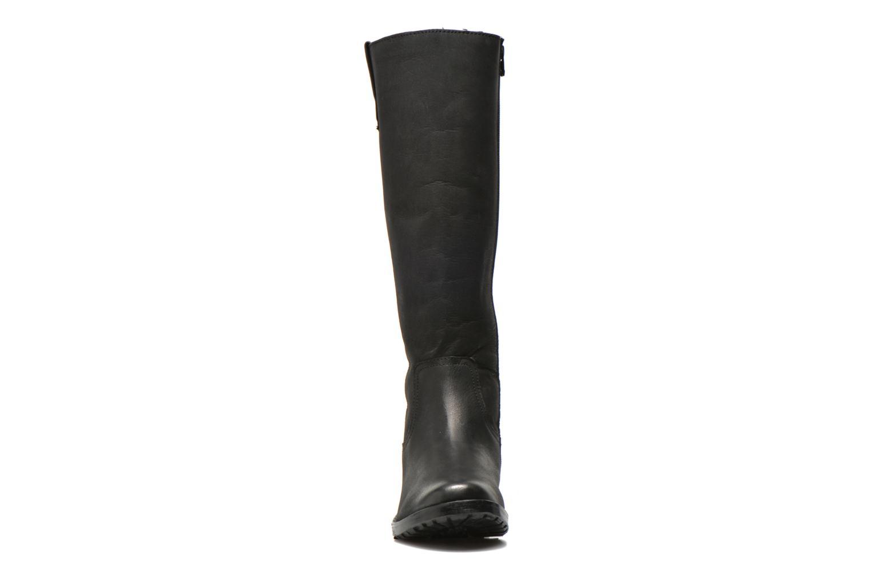 Bottes Buffalo Avana Noir vue portées chaussures