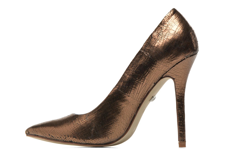 Kira Leather Bronze