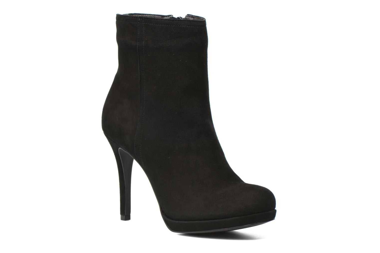 Marques Chaussure femme Buffalo femme Emy Suede Black 01