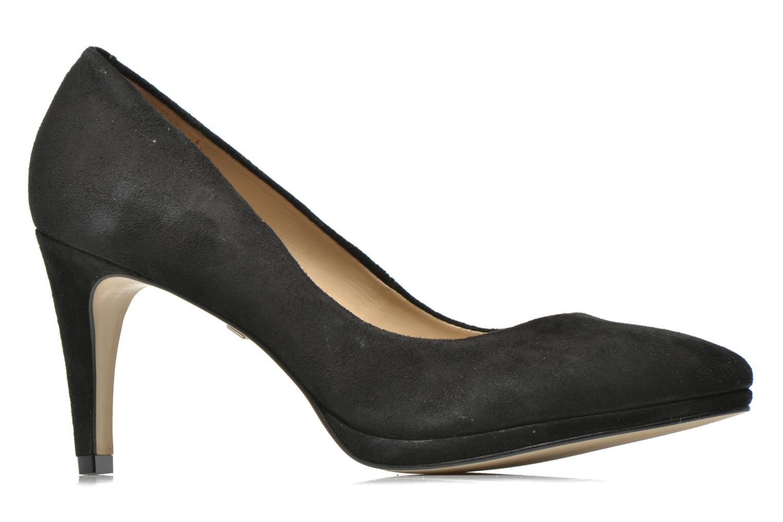 Zapatos de tacón Buffalo Leonce Negro vistra trasera