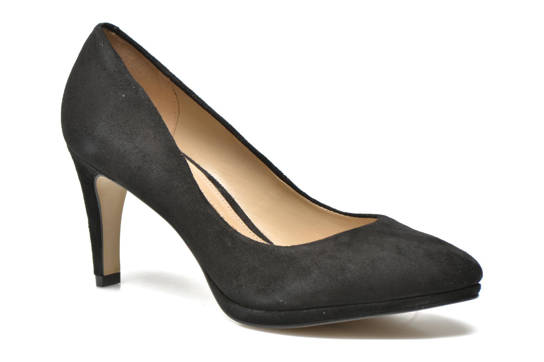 Marques Chaussure femme Buffalo femme Leonce Suede Black 01