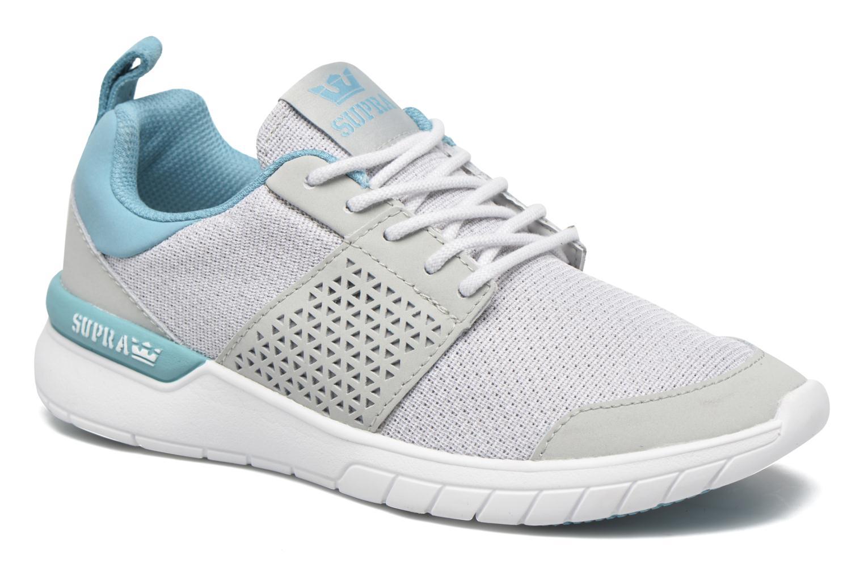 Zapatos promocionales Supra Scissor w (Gris) - Deportivas   Los últimos zapatos de descuento para hombres y mujeres
