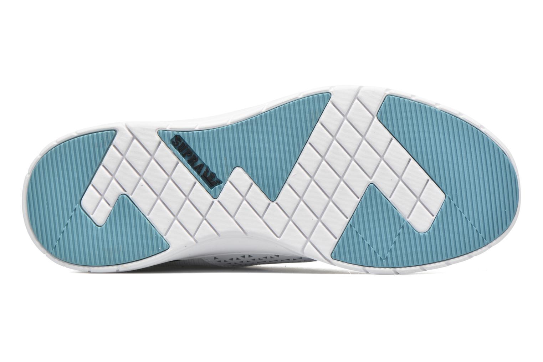 NAVY / LIGHT GREY - WHITE-M Supra Scissor (Bleu)