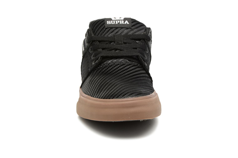 Zapatillas de deporte Supra Stacks Vulc II Negro vista del modelo