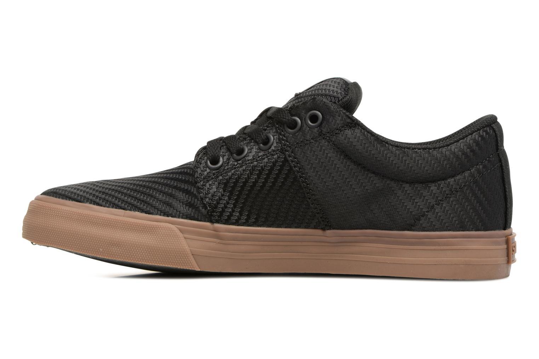 Zapatillas de deporte Supra Stacks Vulc II Negro vista de frente