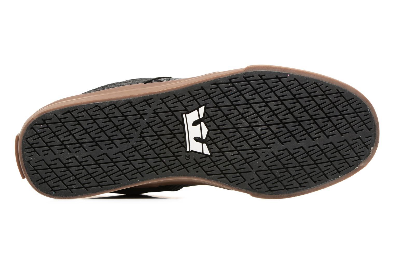 Zapatillas de deporte Supra Stacks Vulc II Negro vista de arriba