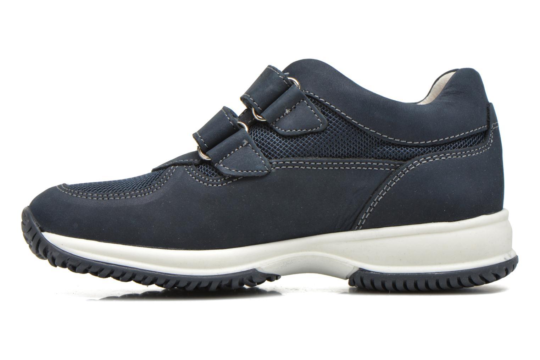 Sneaker Primigi Irding blau ansicht von vorne