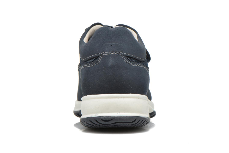 Sneaker Primigi Irding blau ansicht von rechts