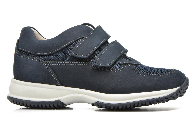 Sneaker Primigi Irding blau ansicht von hinten